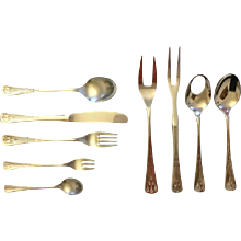 Flatware, Cutlery Set by Berndorf Model 9100, Charleston