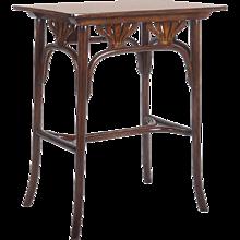 Art Nouveau Table by Kohn