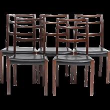 Set of Danish Century Chairs