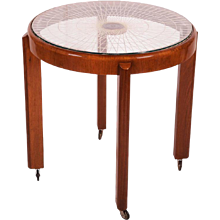Art Deco Thonet Side Table
