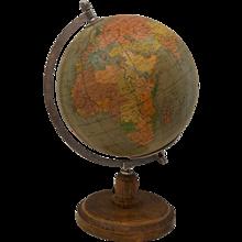 German Political Globe
