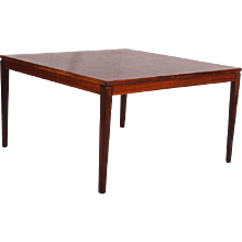 Swedish Rosewood Coffee Table