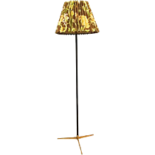 "J.T. Kalmar ""Micheline"" Floor Lamp Model 2092"