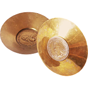 Coin Tray by Carl Auböck