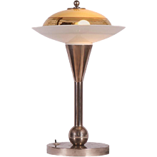 French Art Deco Table or Desk Lamp