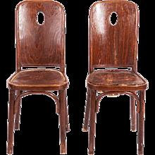 Pair of Kohn Dining Chairs