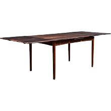 Danish Brazilian Rosewood Dining Table