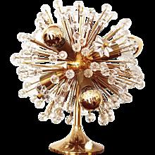 Blowball Sputnik Table Lamp by Emil Stenjar for Rupert Nikoll, Vienna