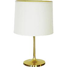 Kalmar Brass Table Lamp