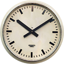 Siemens Austria Factory or Workshop Wall Clock