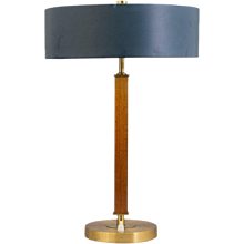 Table Lamp by Einar Backstrom from the 1940s