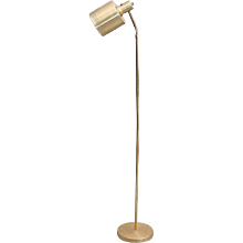 Brass Floor Lamp from the 1970s