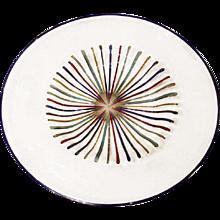 Murano Disc Sculpture by Lino Tagliapietra