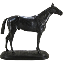 Isidor Bonheur French Bronze Model of a Horse