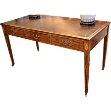 Hepplewhite Table Desk
