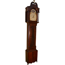 New Jersey Tall Clock, Ca. 1800