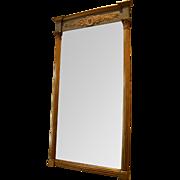 French Directoire Pier Mirror