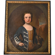 Oil Portrait of a Young Royal
