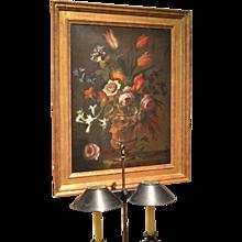 Dutch Still Life Oil Painting