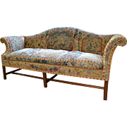 George III Chippendale  Sofa, 18th Century