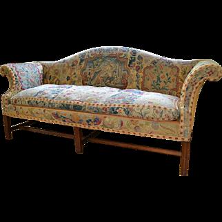 George III Chippendale  Sofa, 18th Century