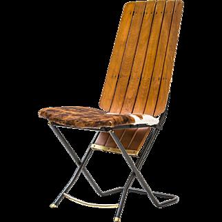 Pair of scandinavian design chairs