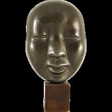 Workshop Hagenauer Vienna - Bust of an Asian