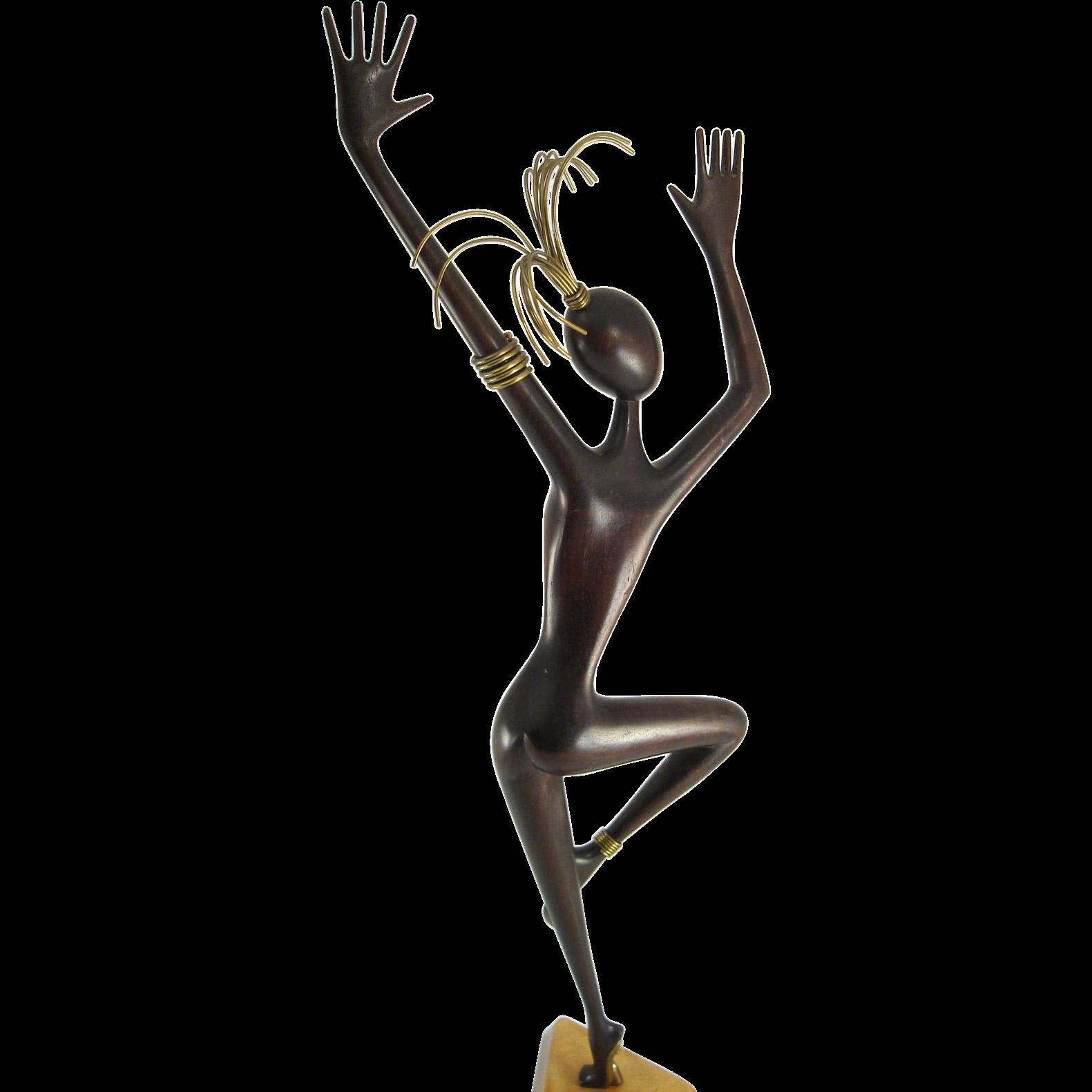 African Nude Dancing 47