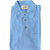 Hermes Ciel Sky Blue Men's Polo Short Sleeve Large Summer