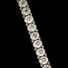 13.00 CTW Classic Diamond  Tennis Bracelet