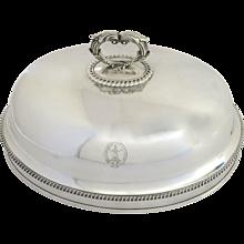 Matthew Boulton Old Sheffield Plate Meat Dome