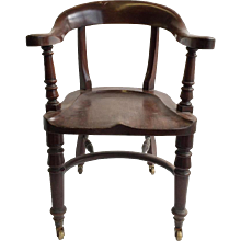Captain's Chairs  -Set of 2
