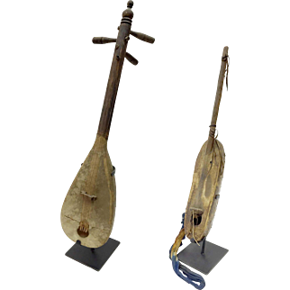 Stringed African Instruments
