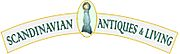 Scandinavian Antiques & Living logo