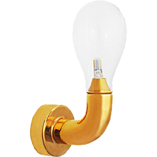 The Single Bulb Wall Light