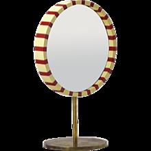 Paris Mirror Rosso