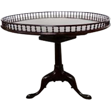 Large George III Tilt-Top Table