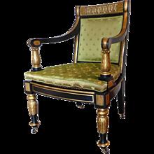 English Regency Armchair