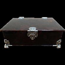Dutch Colonial 18th Century Tortoiseshell Box