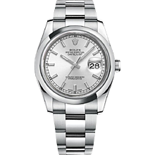 2015 Rolex Datejust 36mm Steel