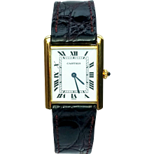 Cartier Tank Louis 18KY