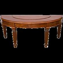 Fine Early 19th Century Regency Mahogany Hunt Table