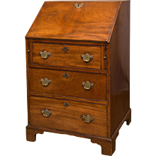 George III English Secretary Desk