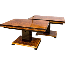 "Pair of Otto Wretling ""Idealbordet"" Adjustable Tables"