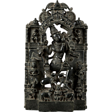 Krishna as Venugopala, Rajasthan, India, 15th century