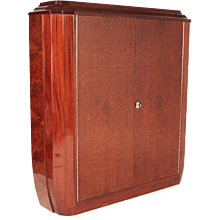 Art Deco Cabinet by Pierre Paul Montagnac
