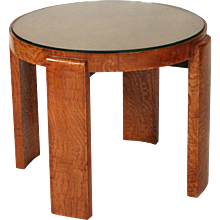 Side Table by Jacques Adnet