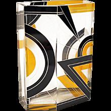 Art Deco Vase by Karl Palda