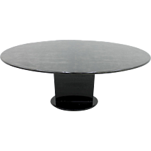 Oval Dining Table by Aldo Tura