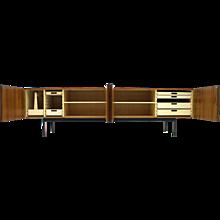 Teak Sideboard by Dieter Wäckerlin for Behr, 1958